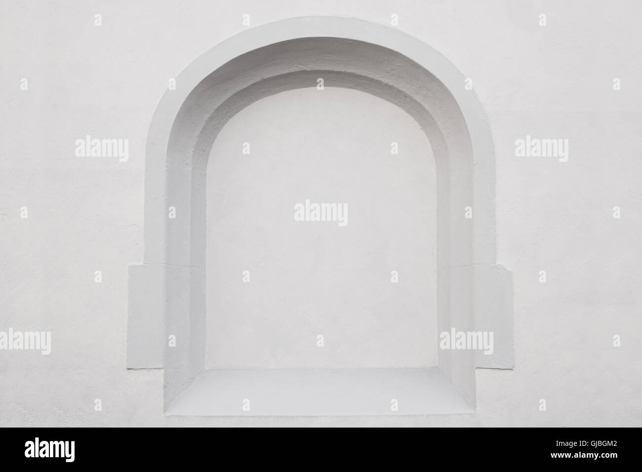 wall with alcove background Stock Photo: 114580594 - Alamy