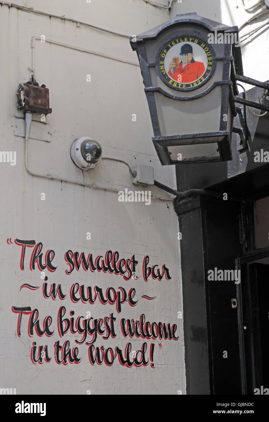 Circus Tavern, Portland Street,Manchester, North West England, UK, M1 4GX - Stock Image
