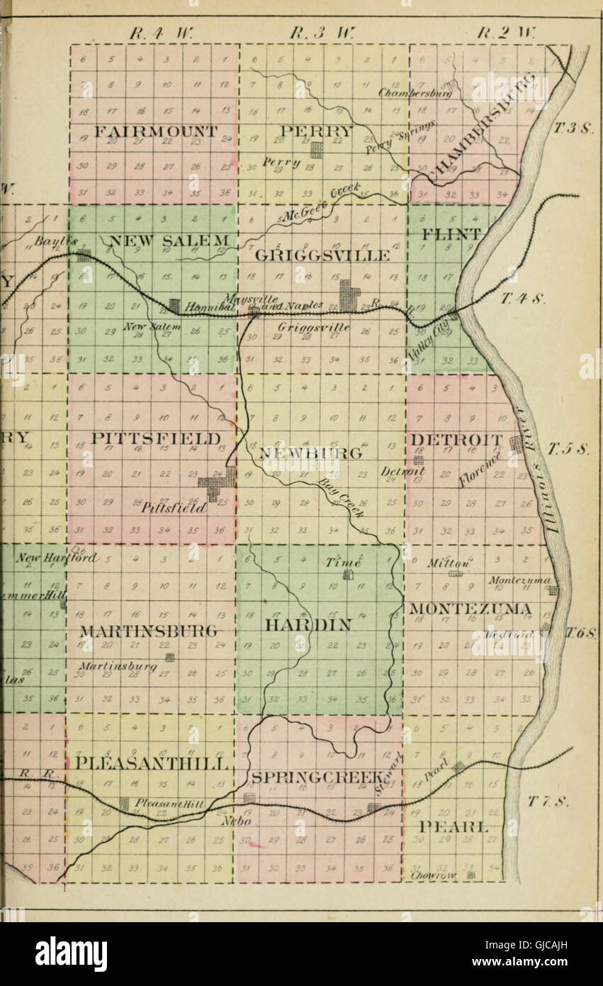 History Of Pike County Illinois Together With Sketches Of Its