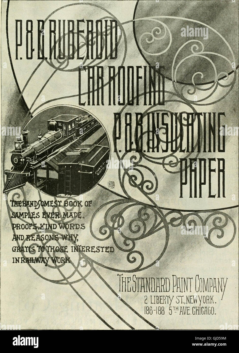 Locomotive engineering - a practical journal of railway motive power and rolling stock (1895) Stock Photo
