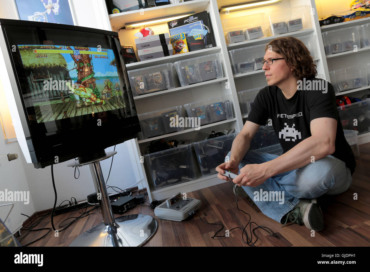 Retro Games Stock Photos & Retro Games Stock Images - Alamy