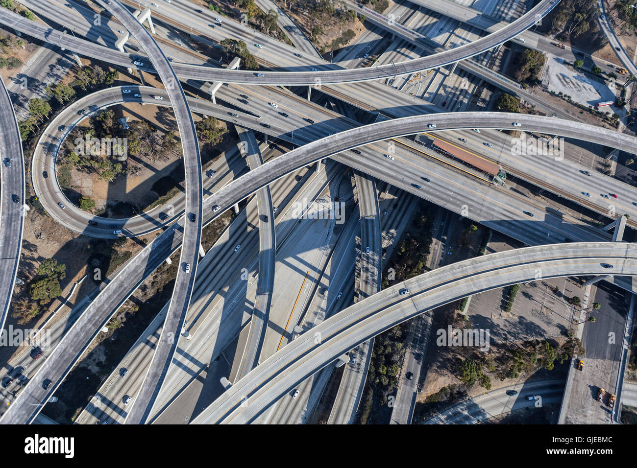 Image result for highway overpasses in L A