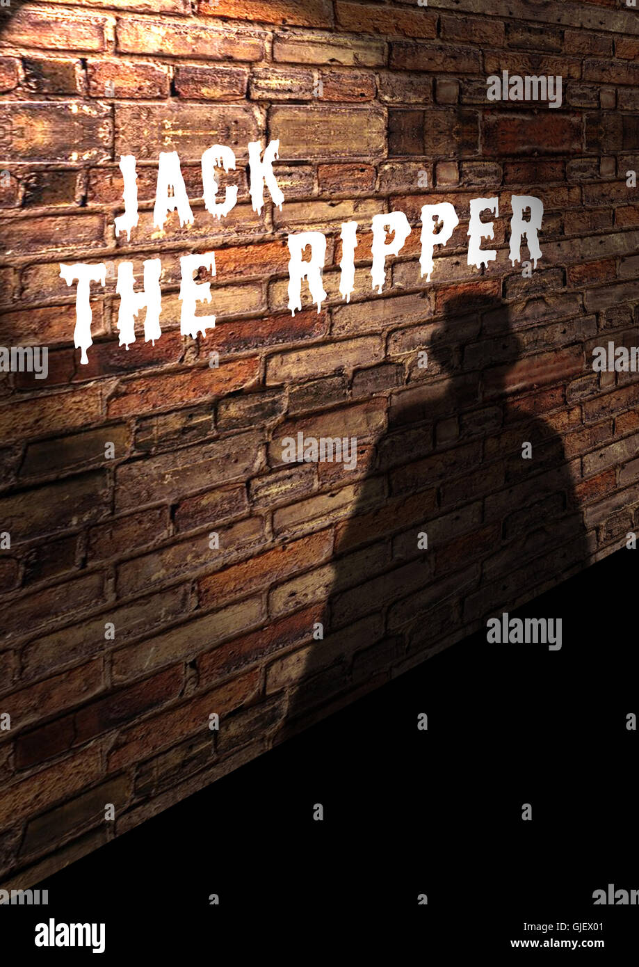 jack the ripper 01 Stock Photo