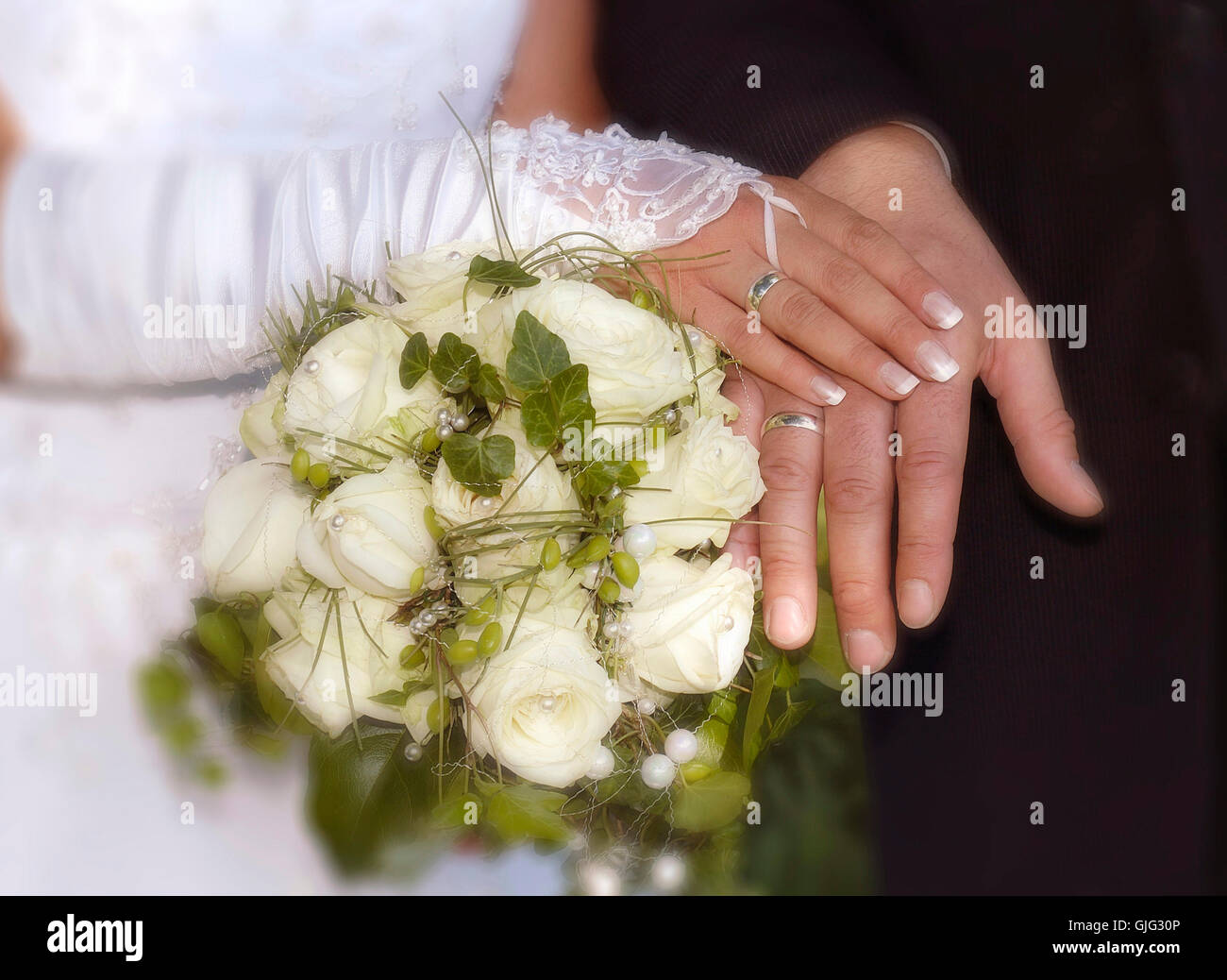 wedding marriage marriage ceremony Stock Photo
