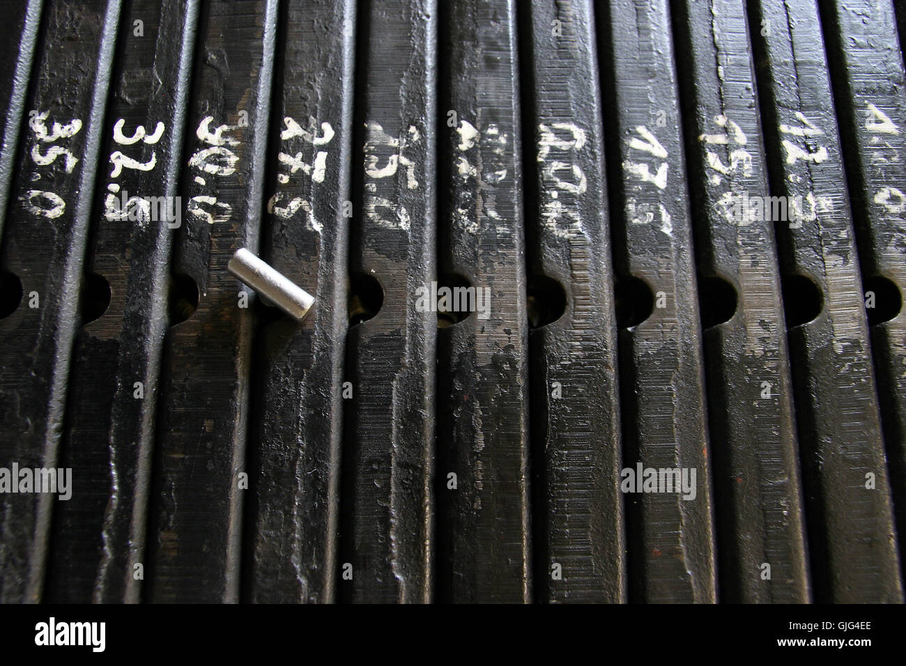 weights 2 - Stock Image
