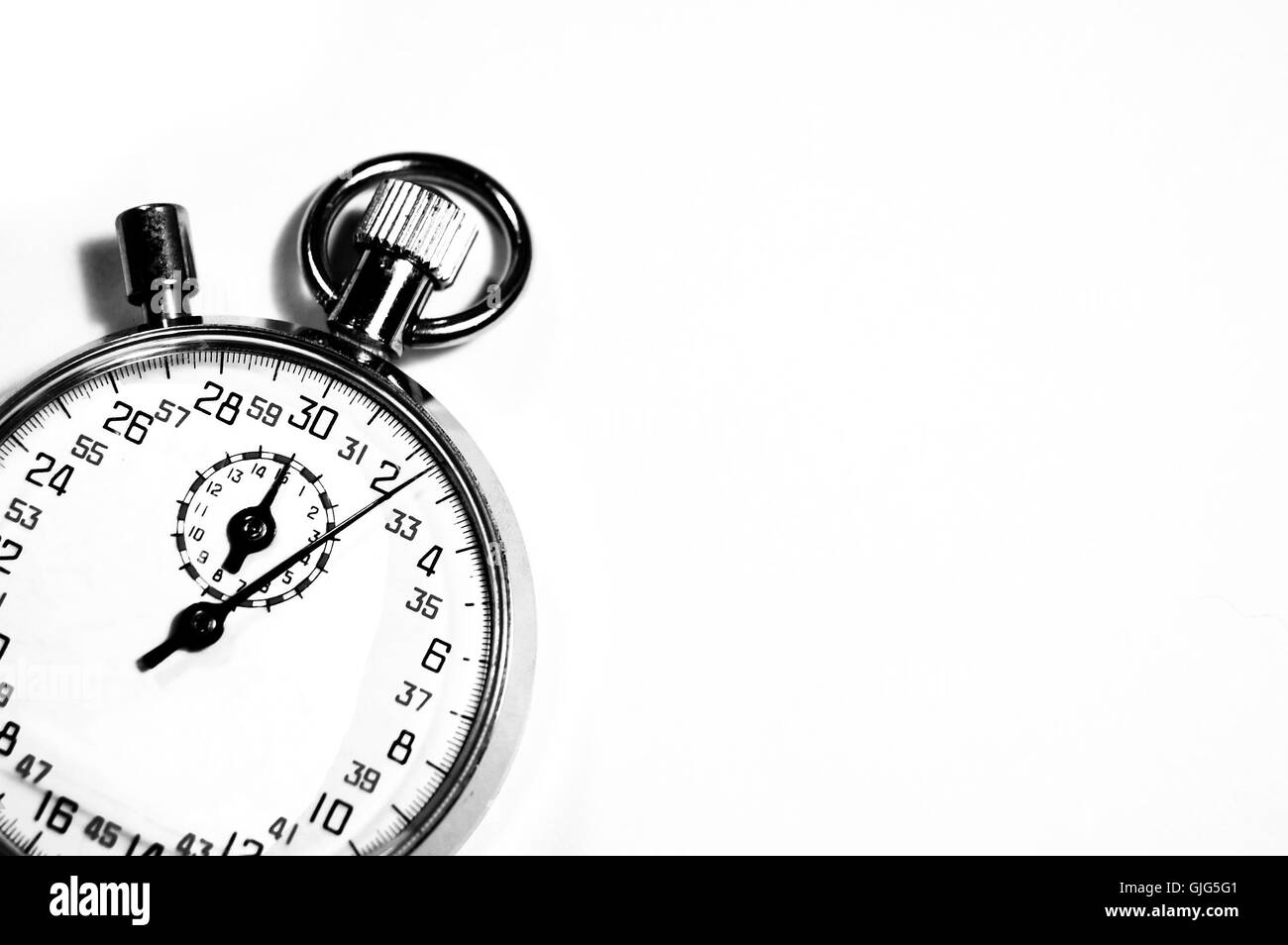 stopwatch - Stock Image