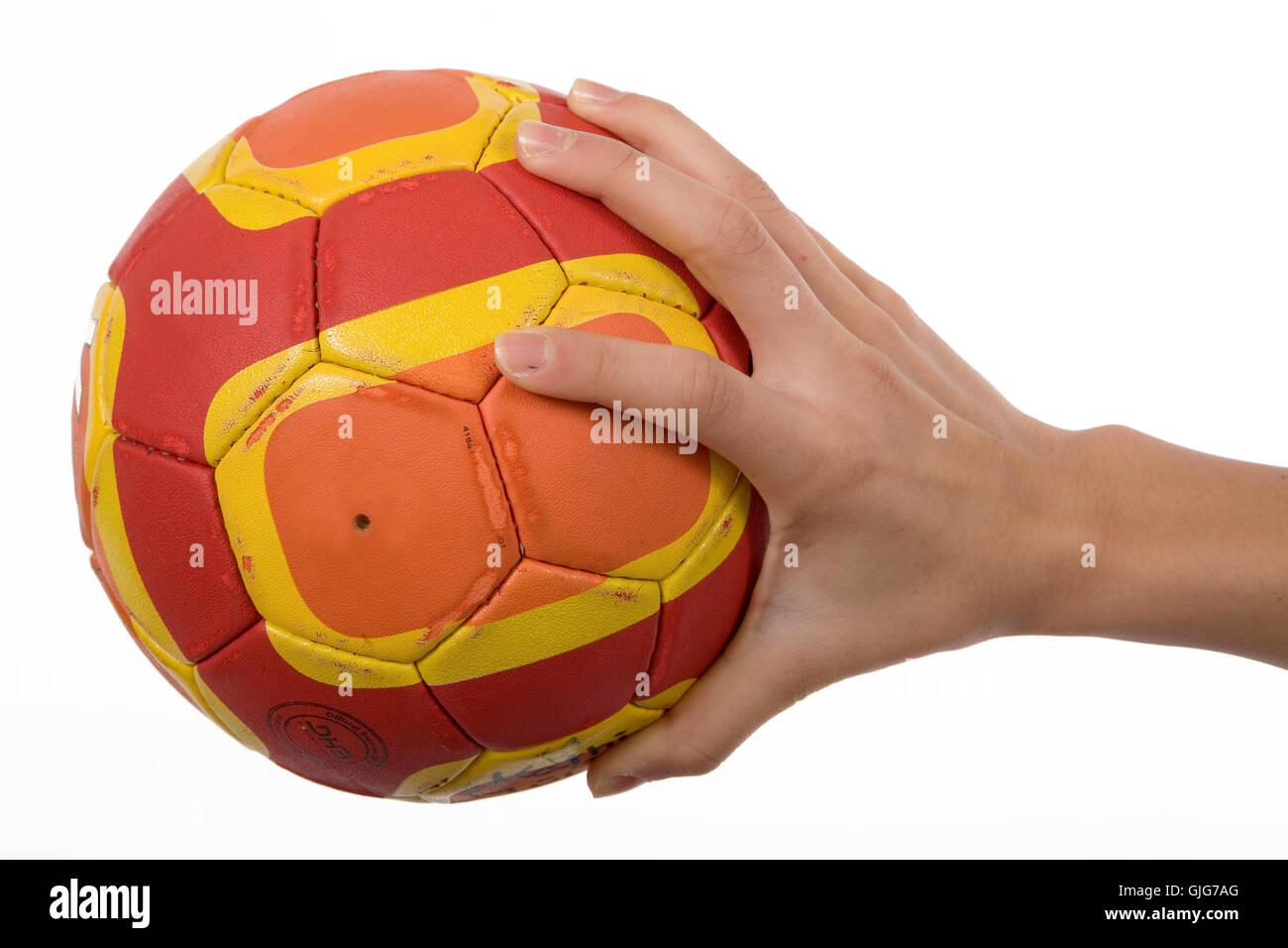 handball - Stock Image