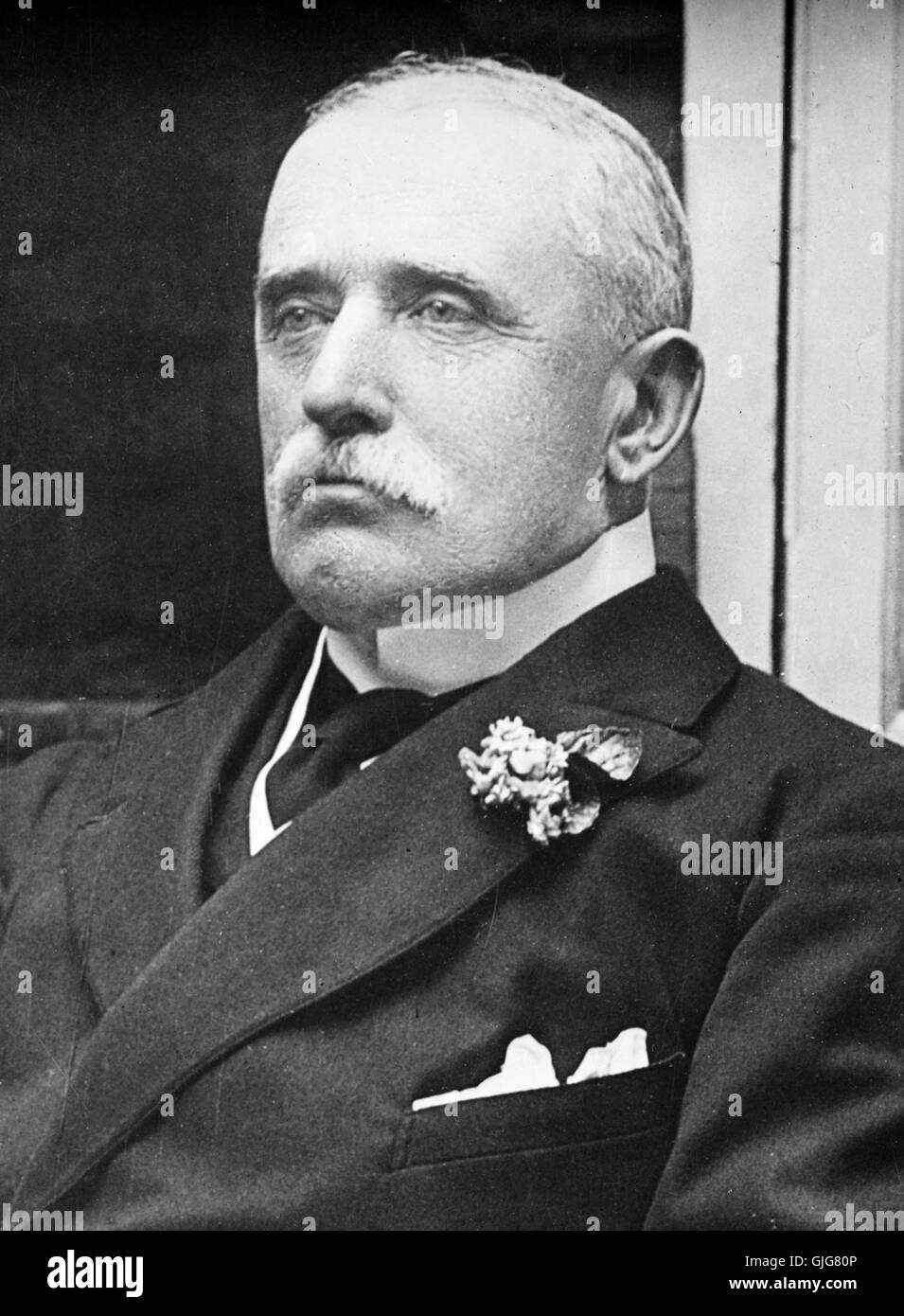 'John French', 1st Earl of Ypres - Stock Image