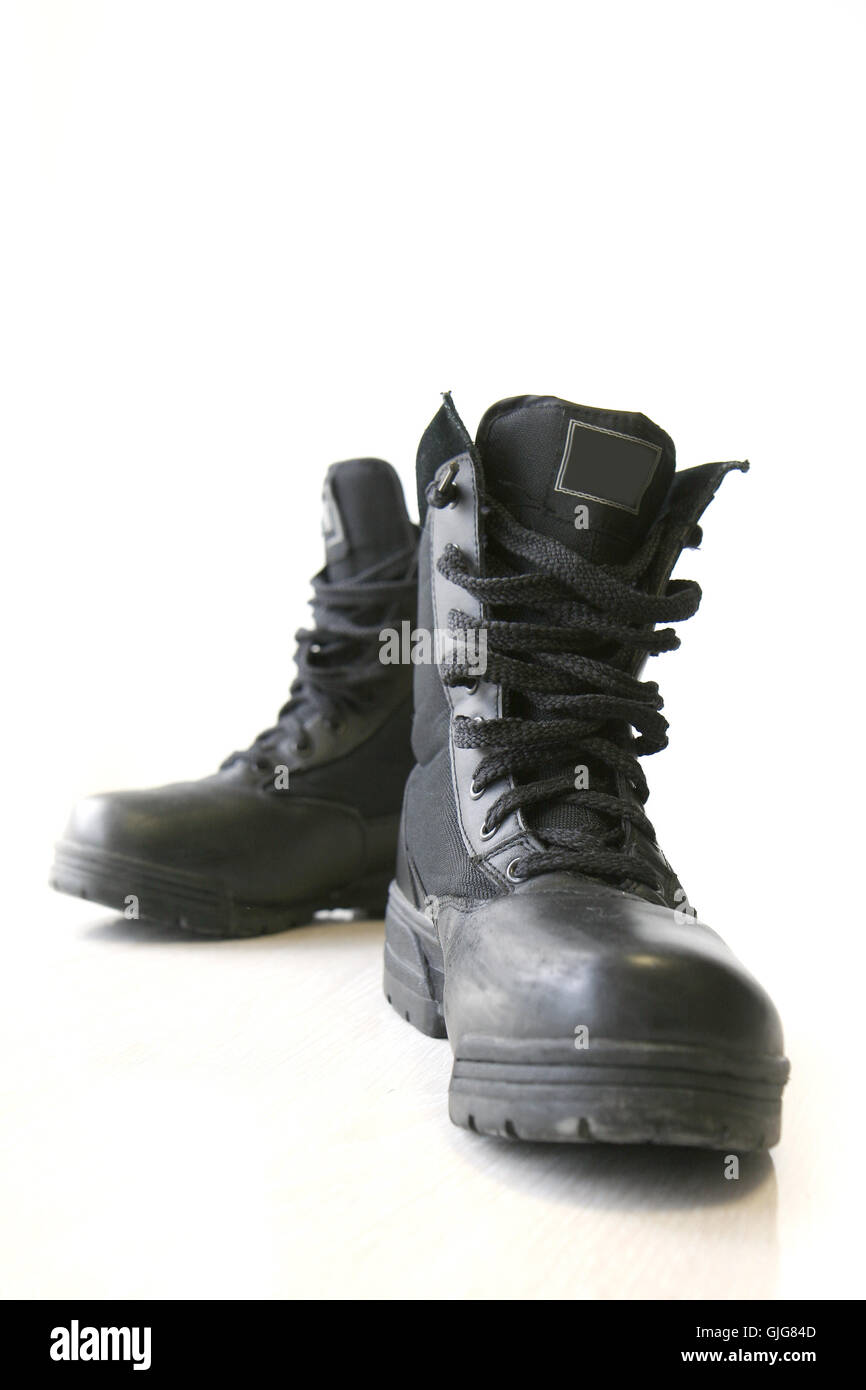 boot isolated optional - Stock Image