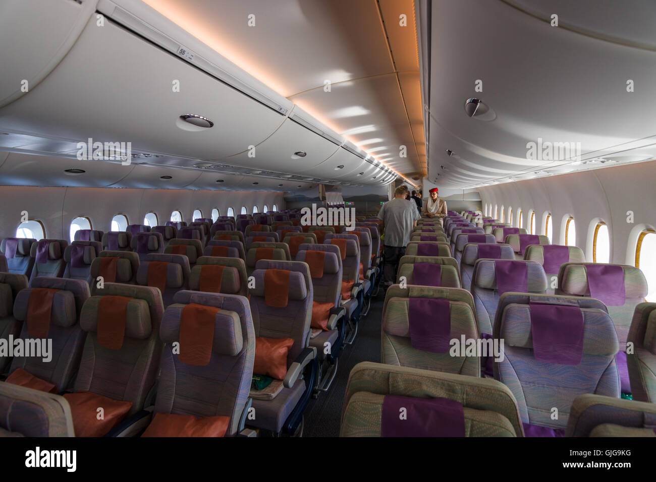 A380 Interior Stock Photos & A380 Interior Stock Images - Page 2 - Alamy