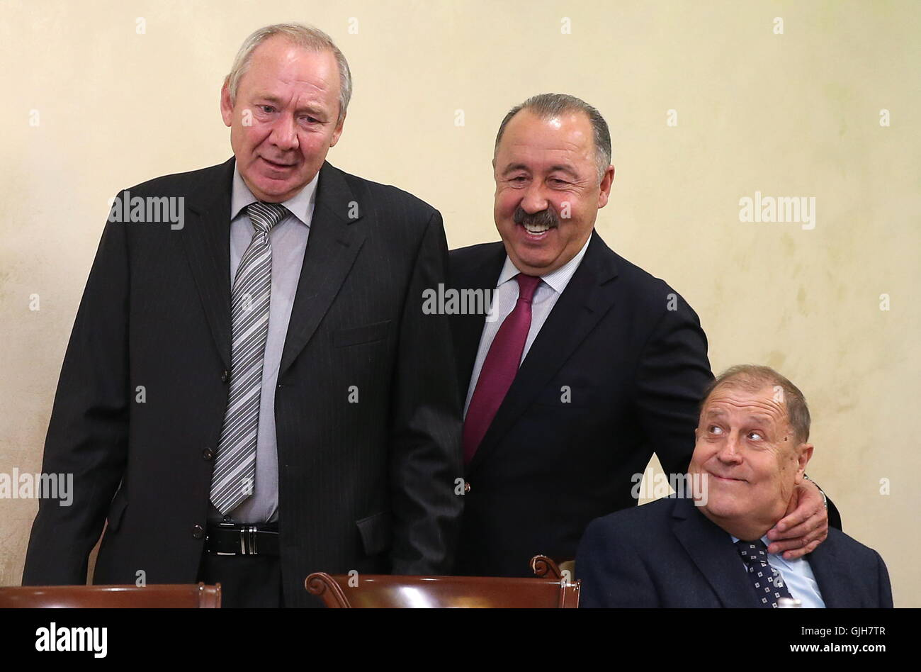 Oleg Romantsev: the history of a football player and coach 35