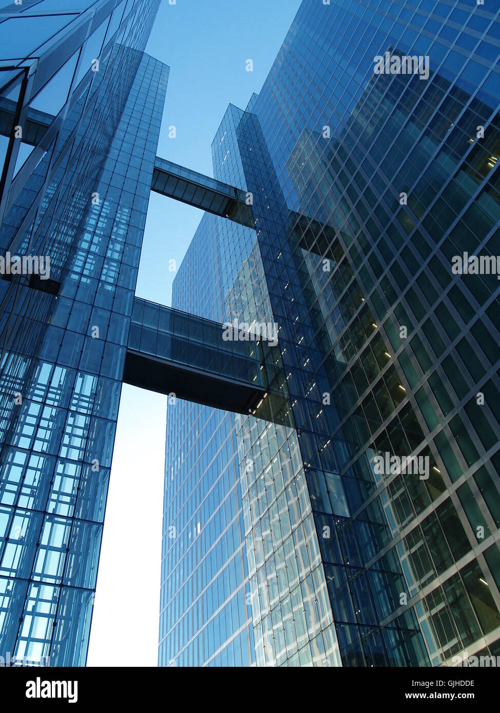 highlight towers 2 - Stock Image