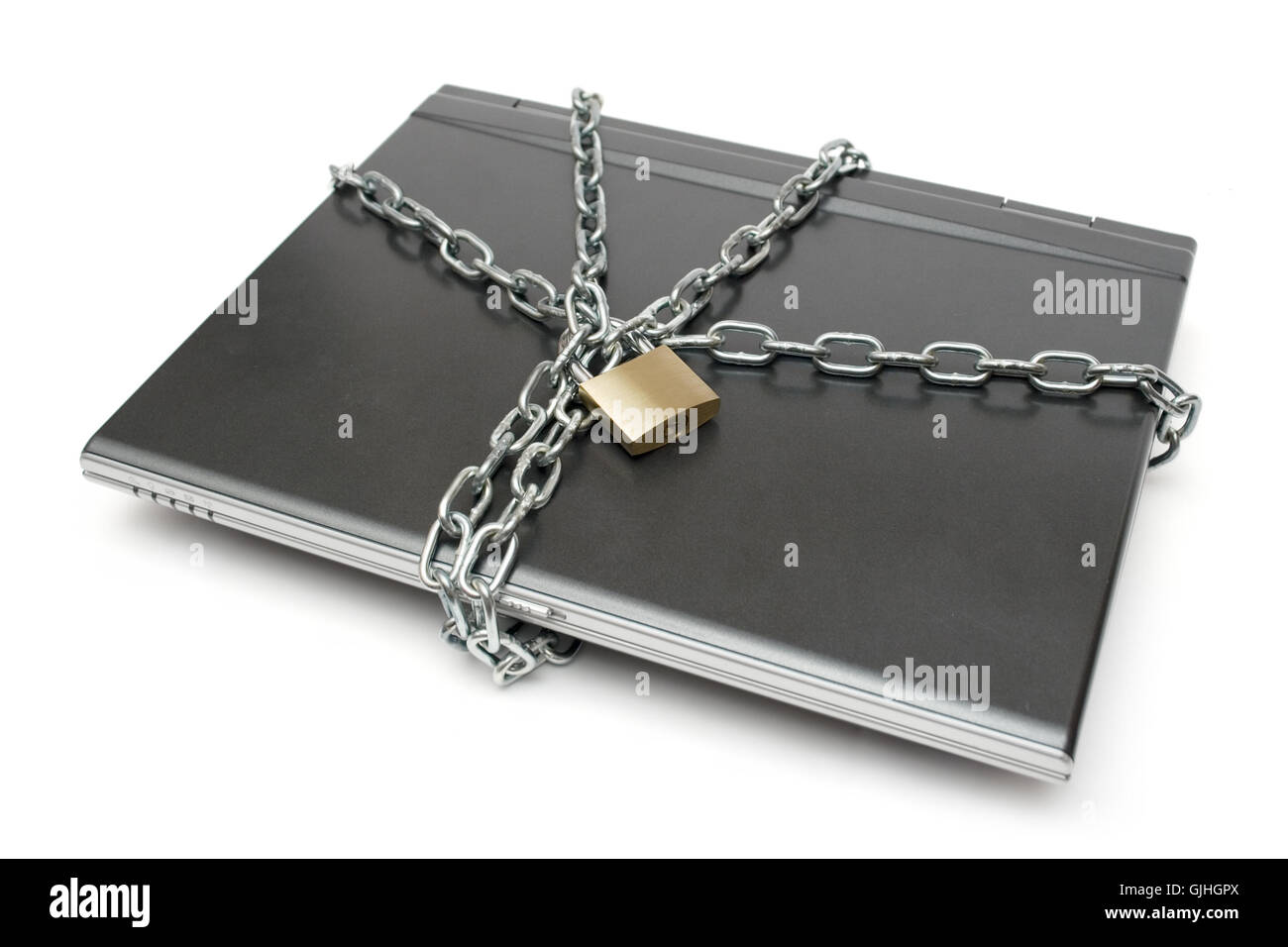 data theft - Stock Image