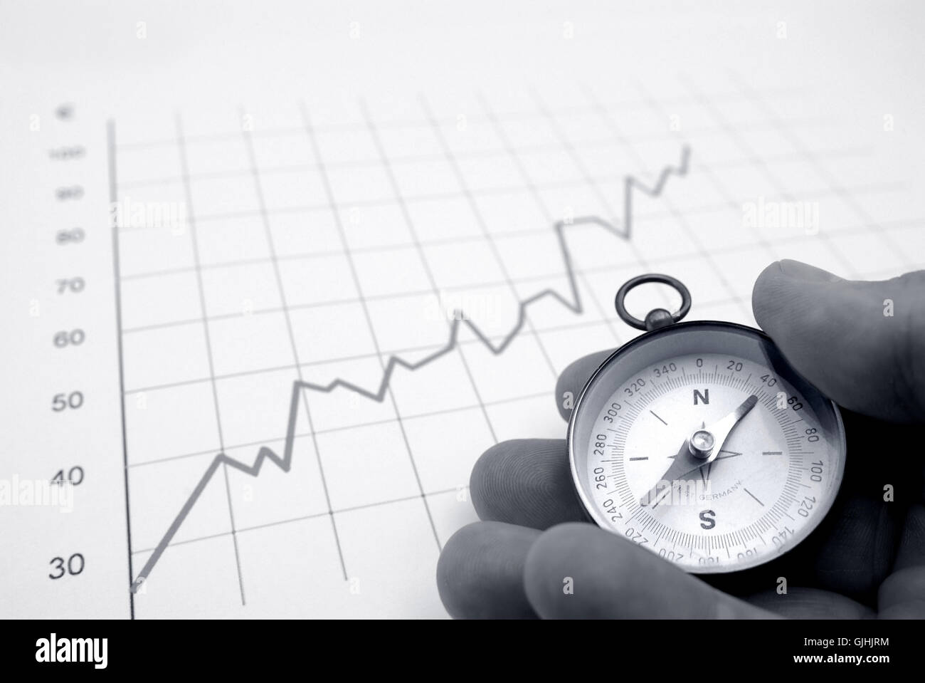pretend course - Stock Image