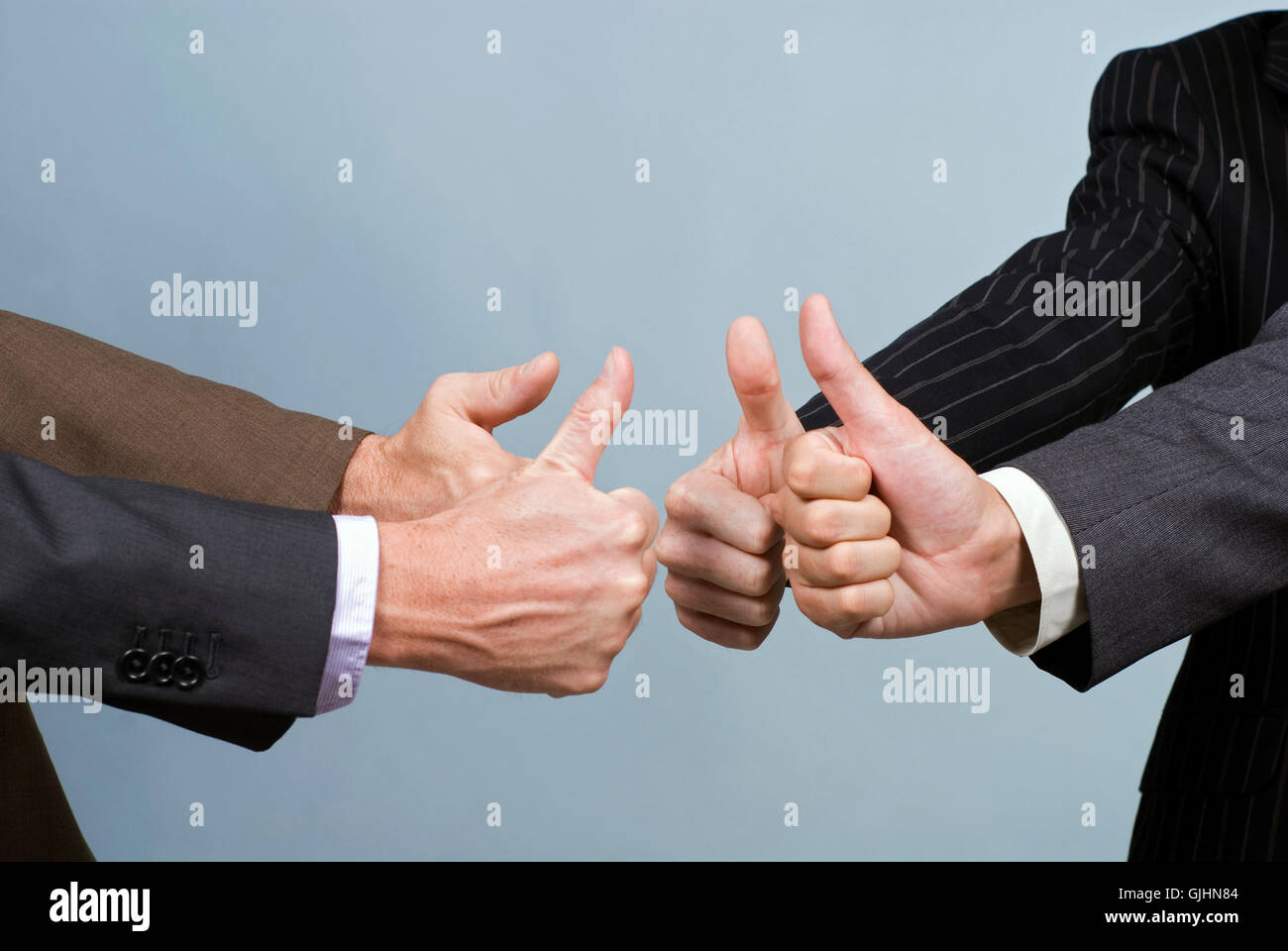 one opinion - Stock Image
