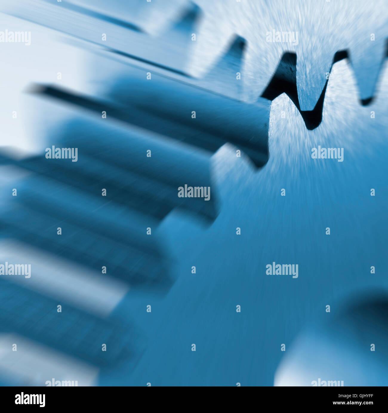 gearing - Stock Image