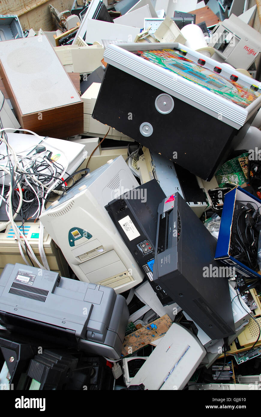 recycling 080 716 2 Stock Photo