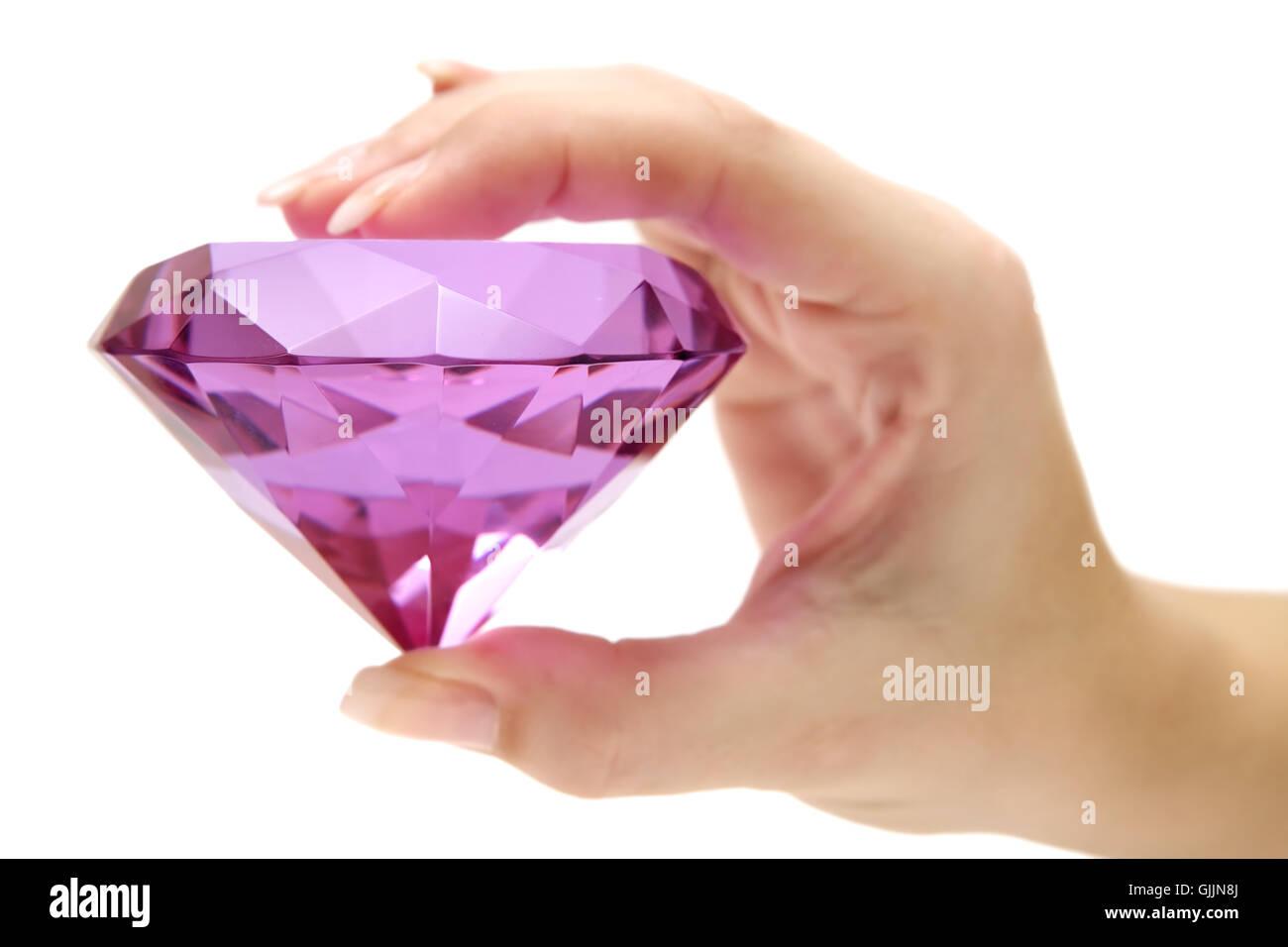 Diamond Jewelry Hand Stock Photos & Diamond Jewelry Hand Stock ...