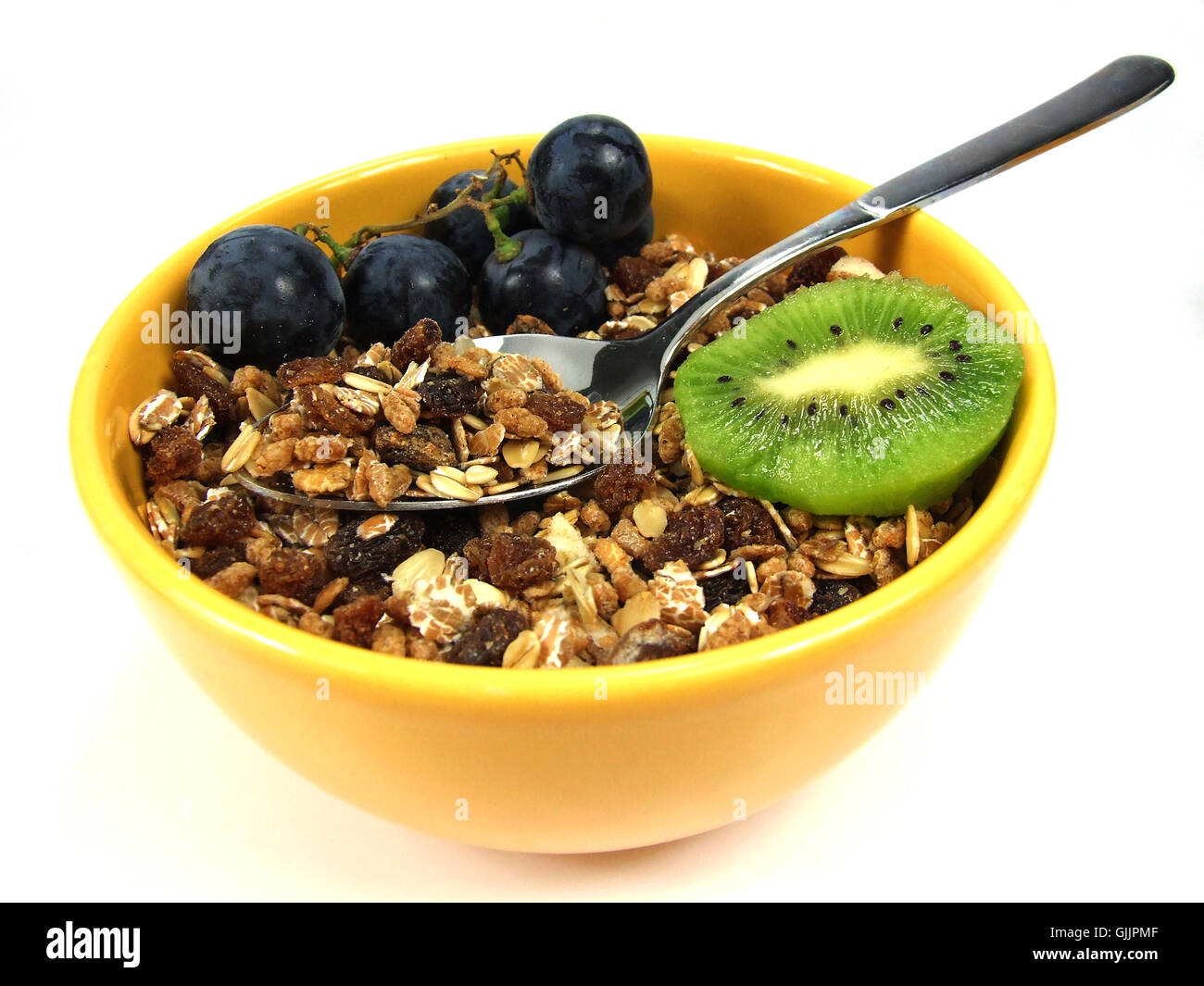 healthy food breakfeast - Stock Image