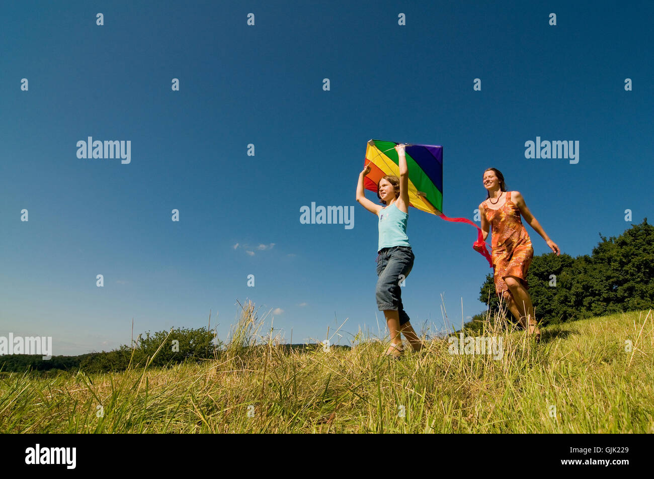 spare time free time leisure - Stock Image