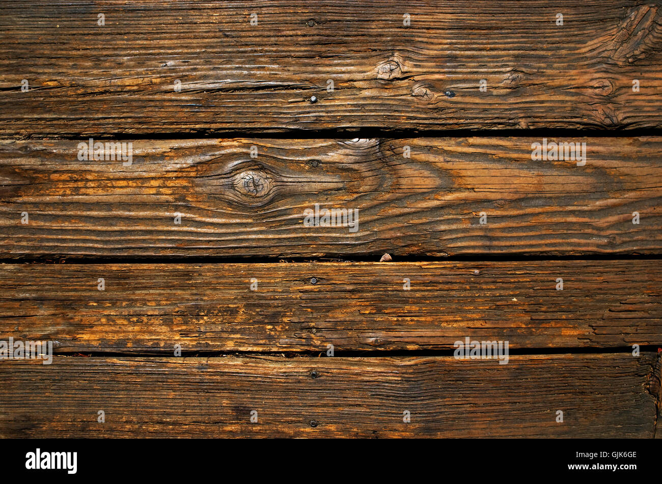 Old wood background texture. Stock Photo