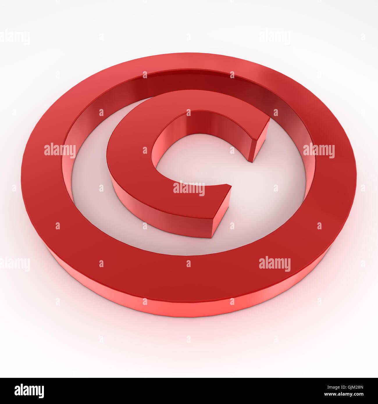 Red Shiny Registered Trademark Symbol Stock Photos Red Shiny
