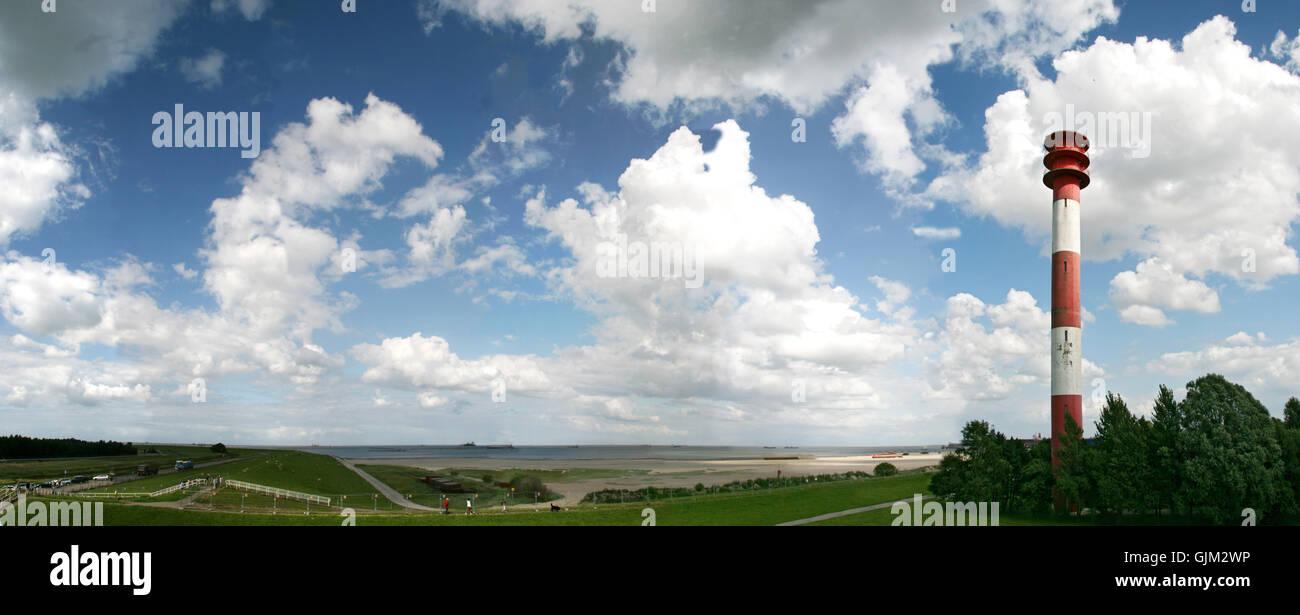jade-weser-port 03 Stock Photo