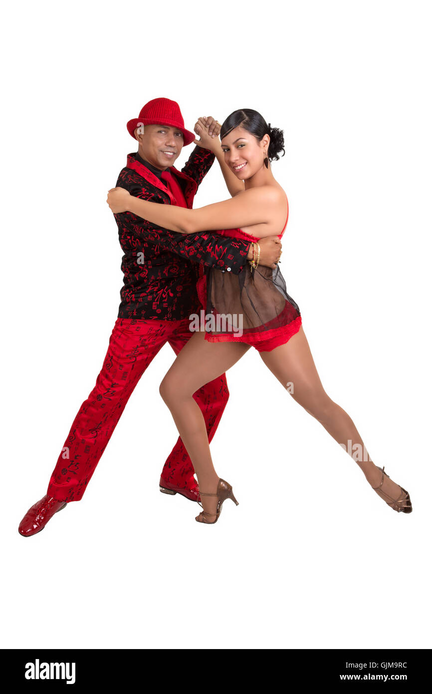dancesport - Stock Image