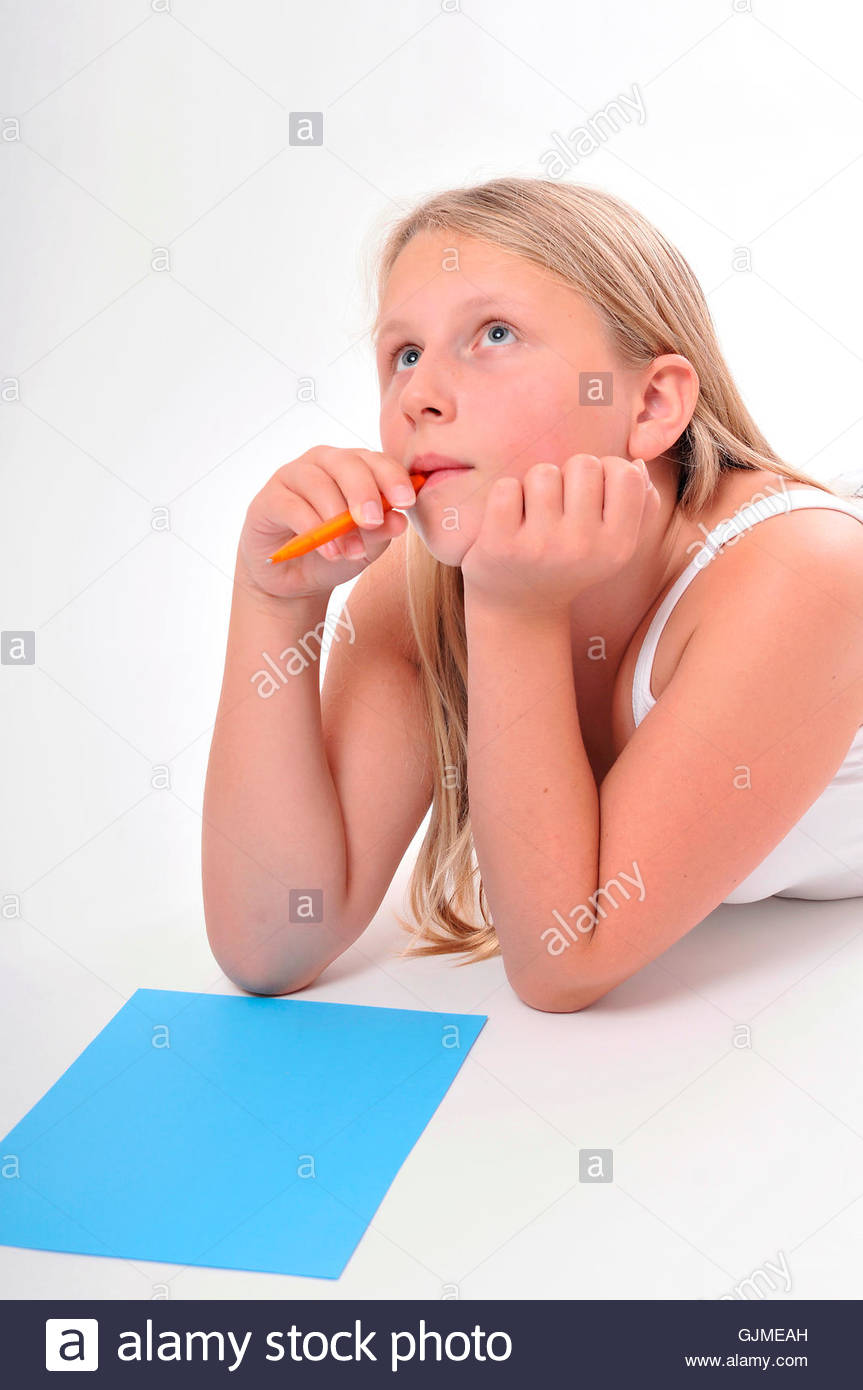 spoiled for choice - Stock Image