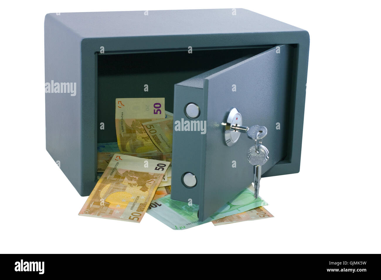 bank lending institution plant - Stock Image