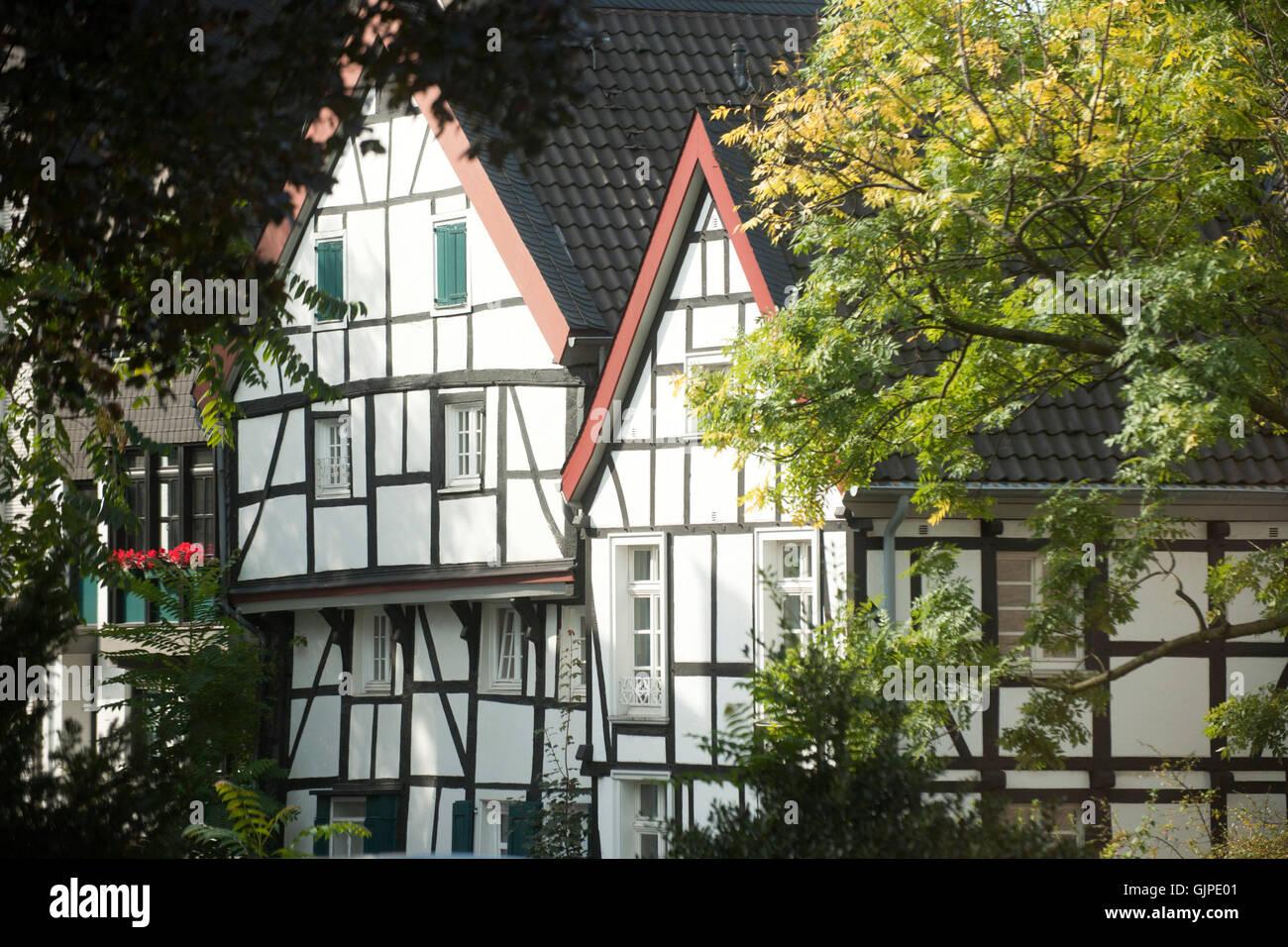 Fachwerkhäuser D Stock Photos & Fachwerkhäuser D Stock Images - Alamy