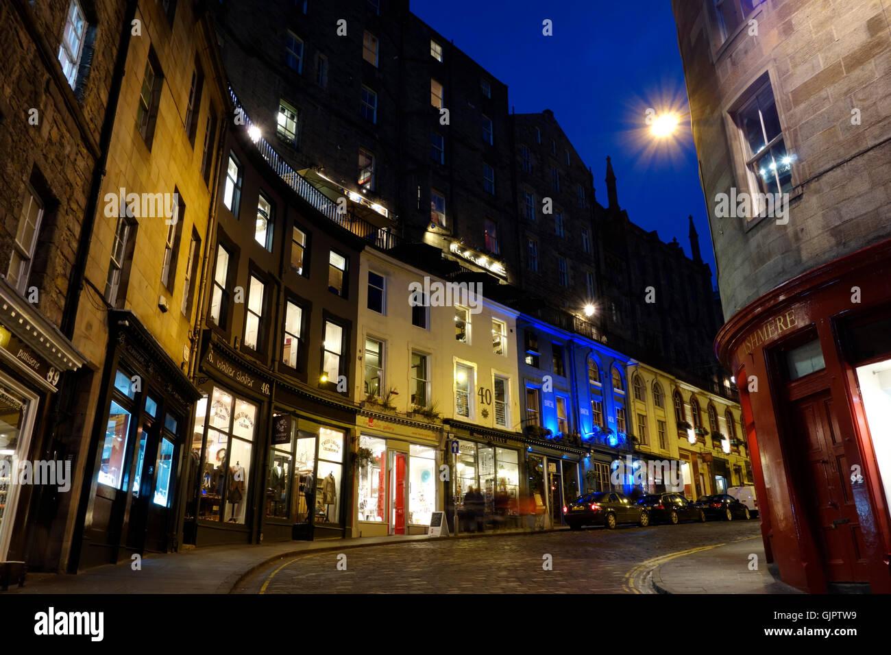 Blue Bar Cafe Edinburgh