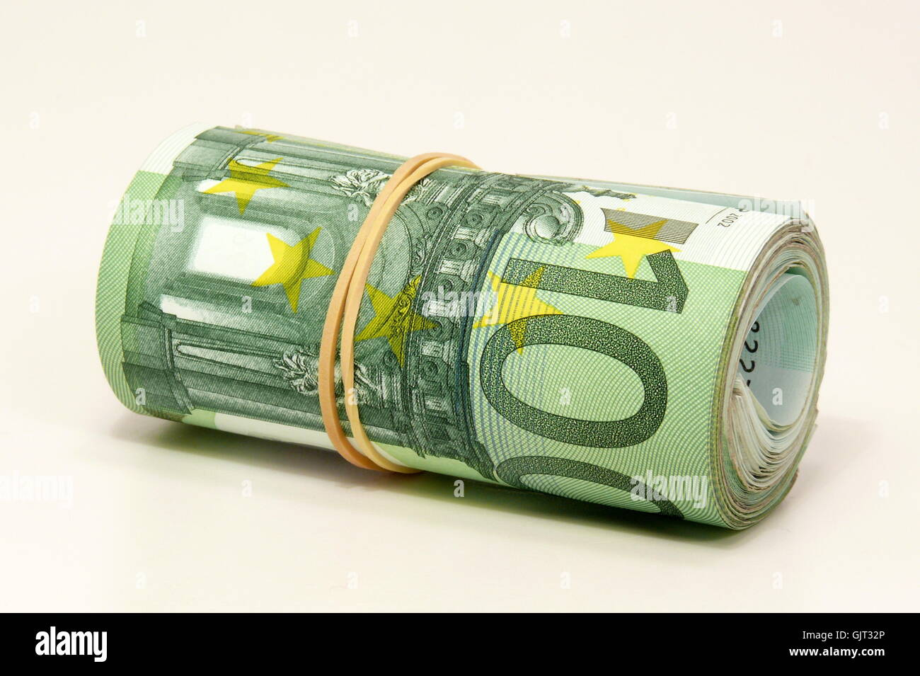 european currency - Stock Image