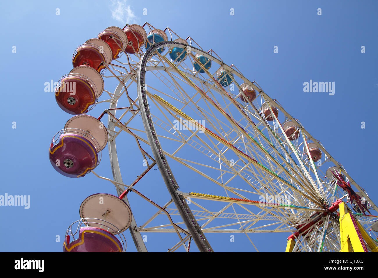 parish fair fuss fair - Stock Image