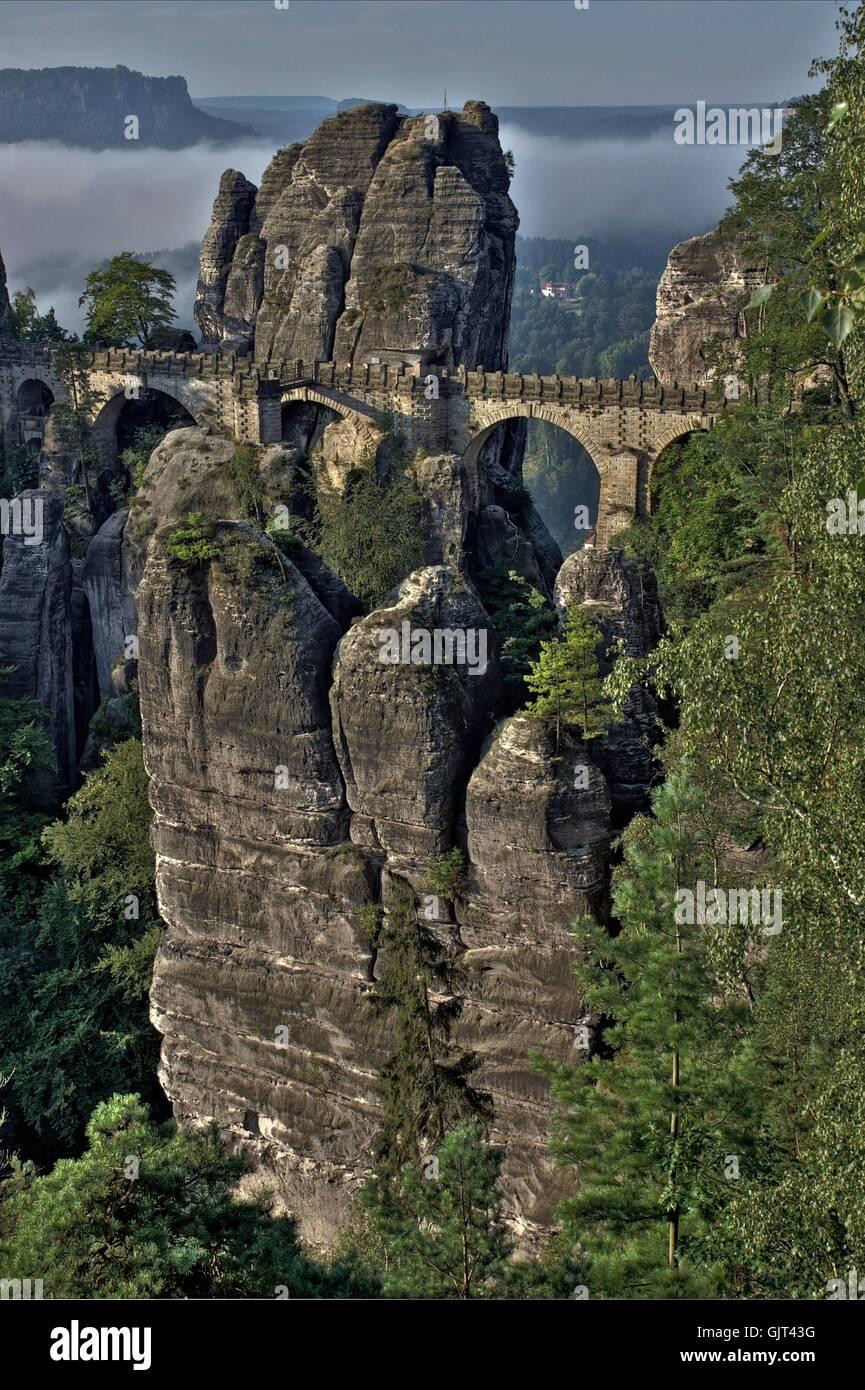 bastion - Stock Image