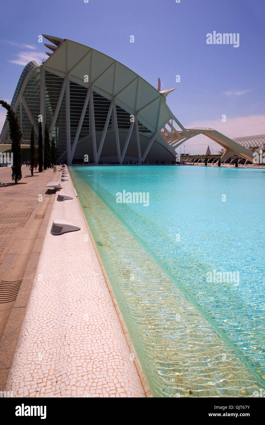 summer summerly spain - Stock Image