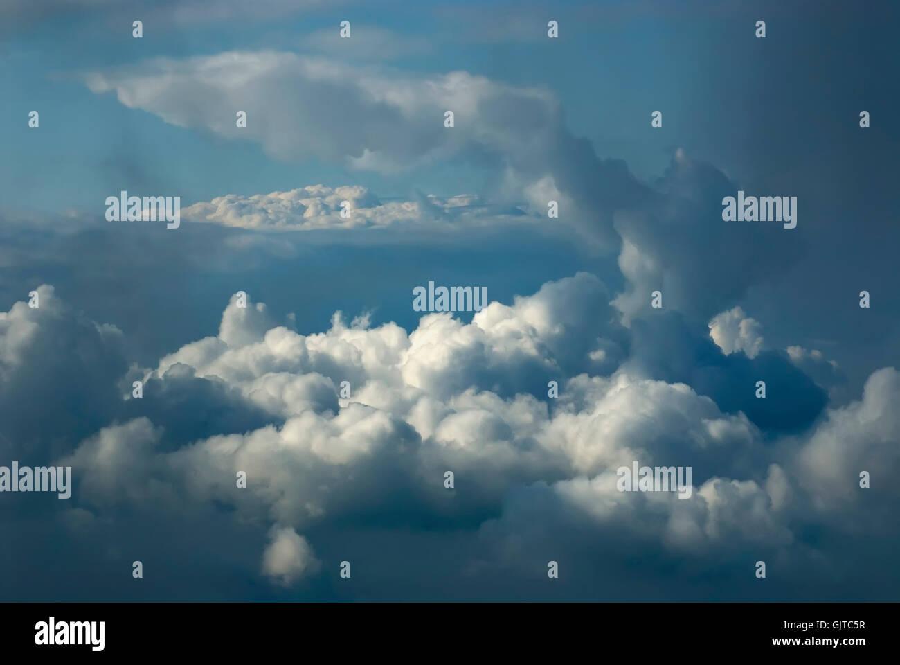 in heaven Stock Photo