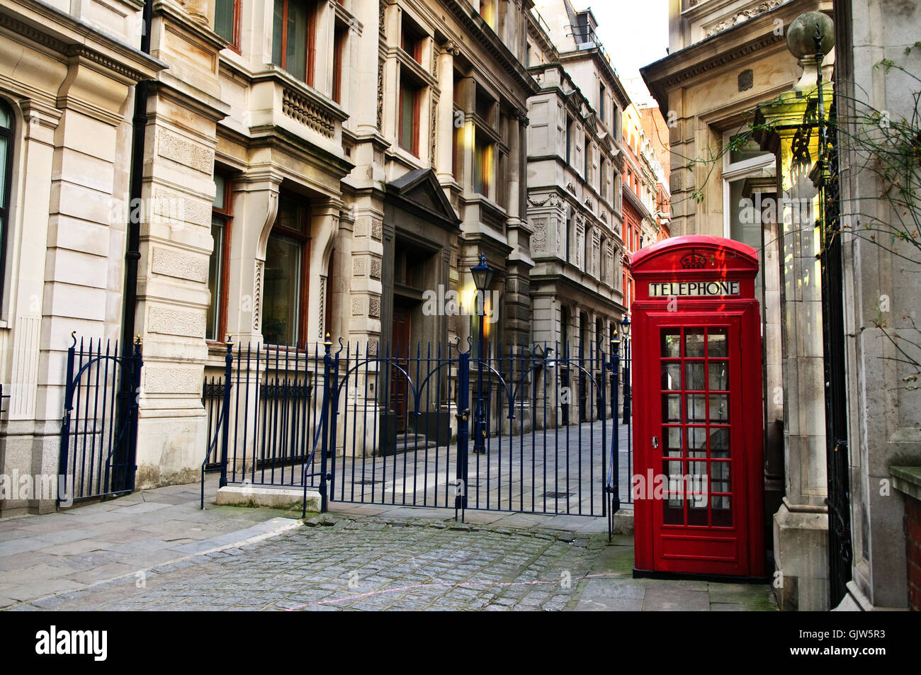 telephone phone london - Stock Image