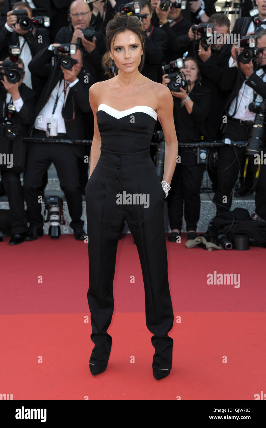 Victoria Beckham Red Carpet