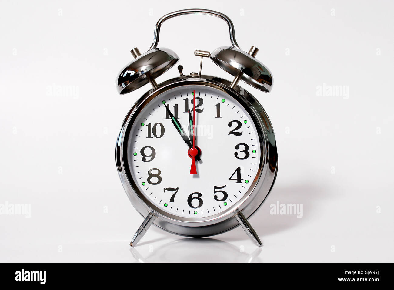 clock time clock hand Stock Photo