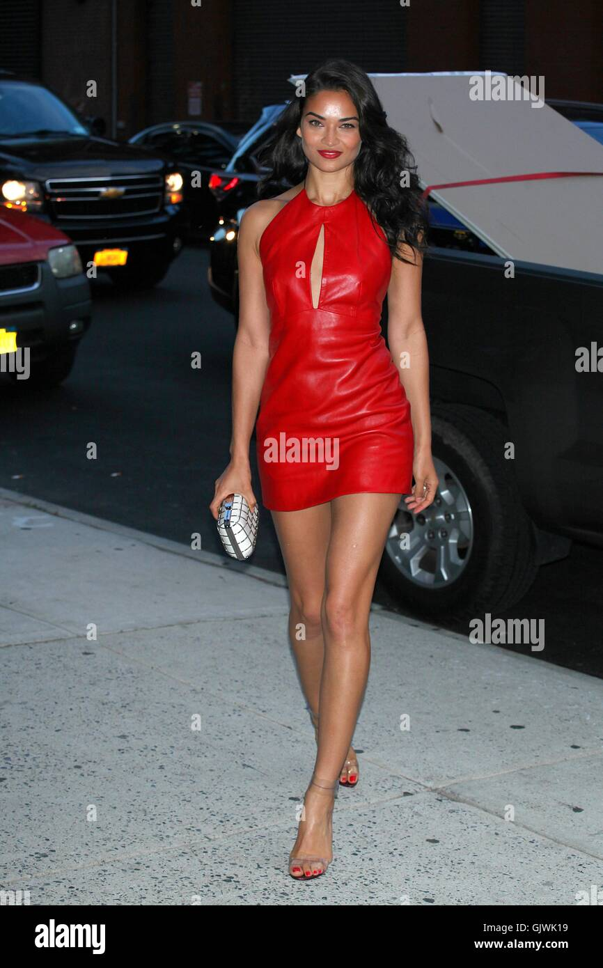 0ac6f6d7 New York, NY, USA. 17th Aug, 2016. Shanina Shaik arrives to 'Turn Up The  Heat With W Dubai In NYC' event at Glasshouses on August 17, 2016 in New  York City.