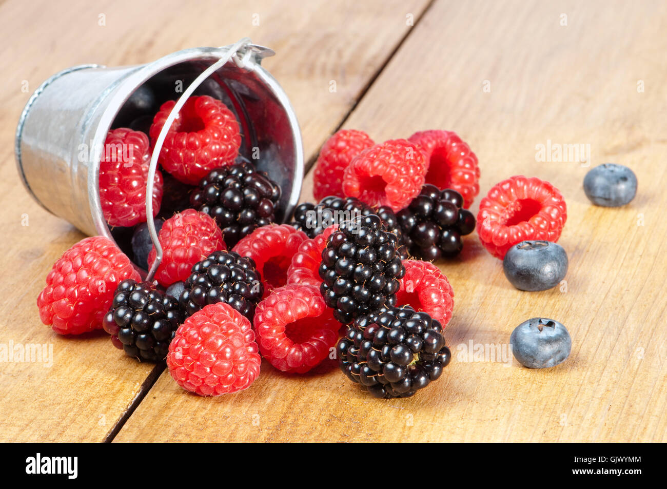 summer summerly berries - Stock Image