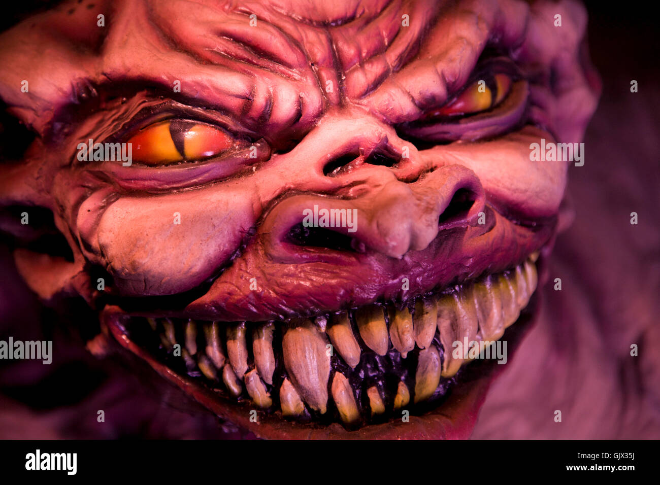 Scary Creature Stock Photos Images