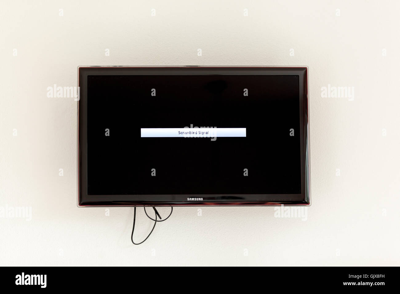 Samsung Tv Stock Photos & Samsung Tv Stock Images - Alamy