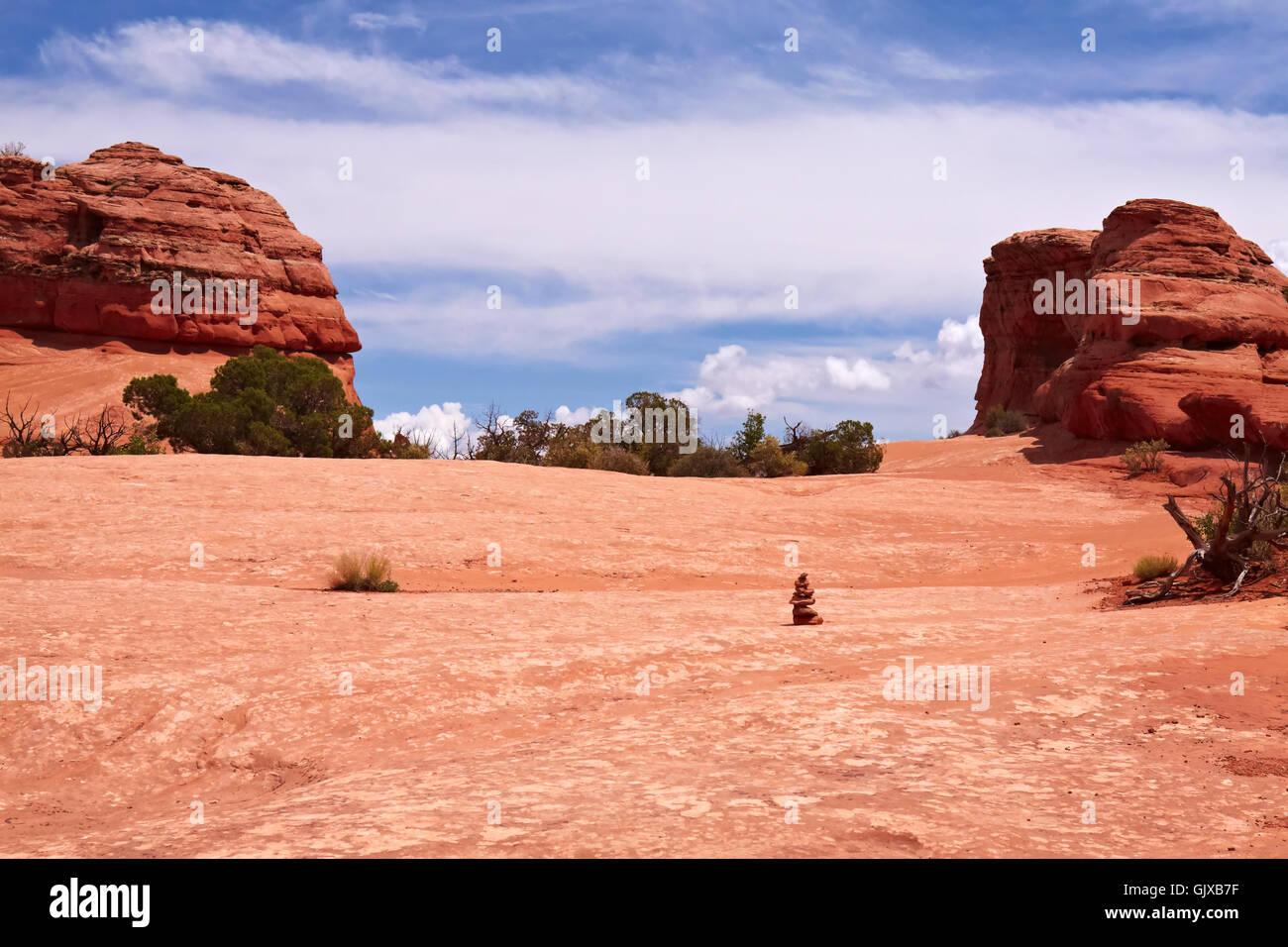Desert - Stock Image