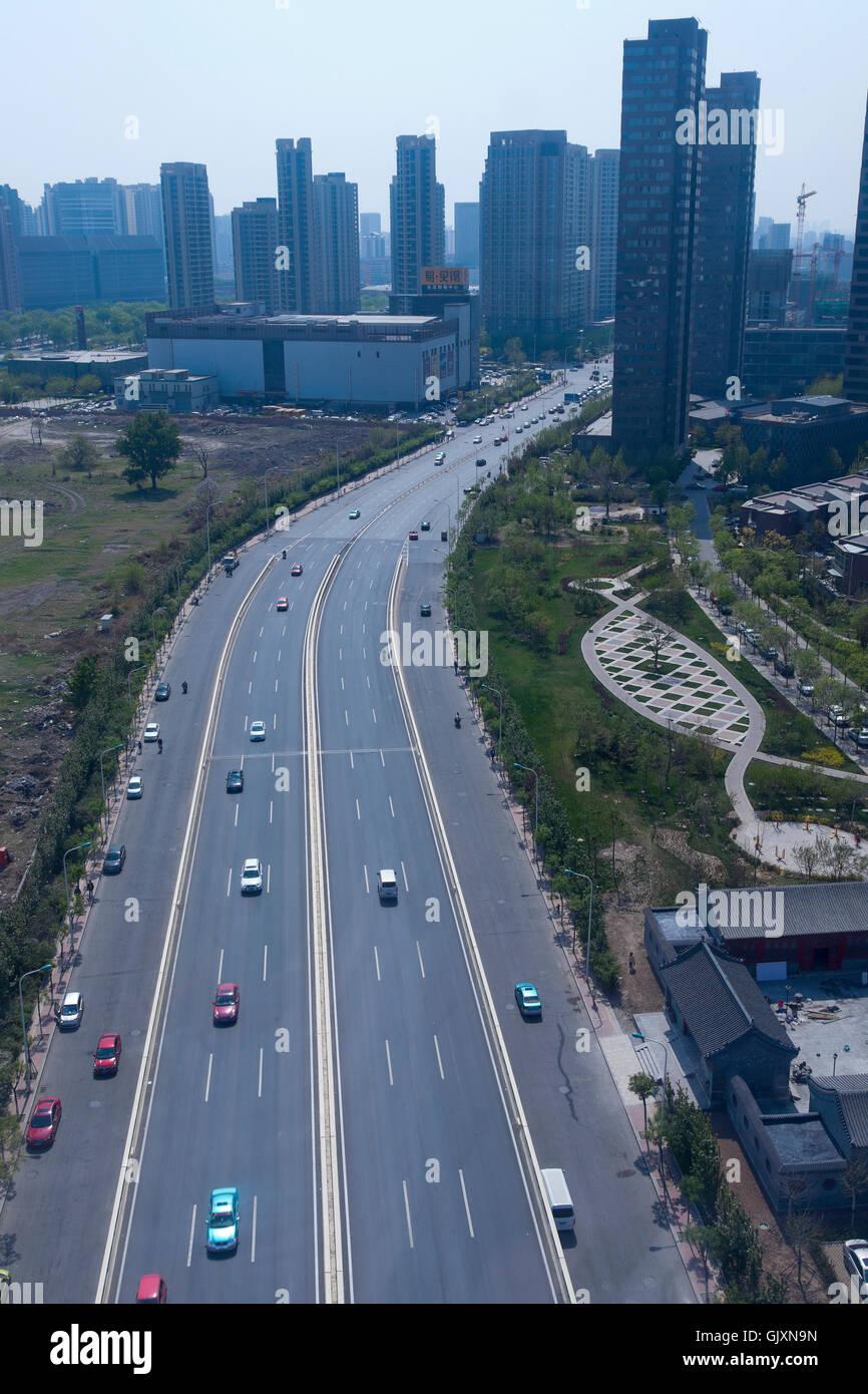 Tianjin - Stock Image