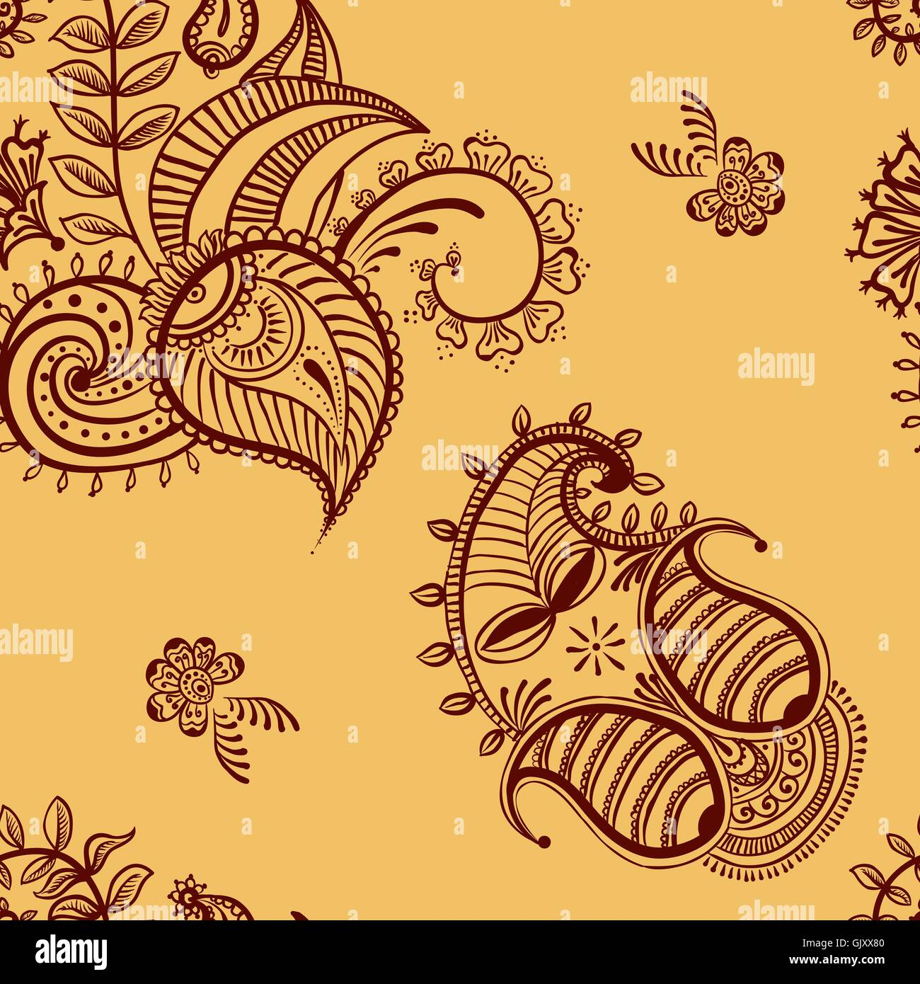 76 Gambar Ornamen Flora Paling Keren