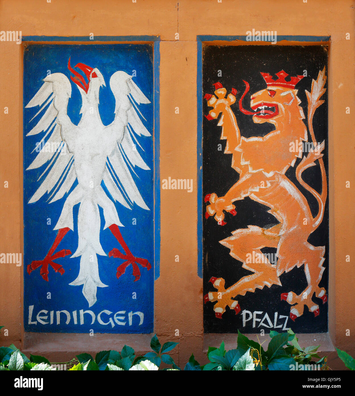 D-Worms, Rhine, Upper Rhine, Rhenish Hesse, Rhine-Neckar area, Rhine-Main district, Rhineland-Palatinate, D-Worms - Stock Image