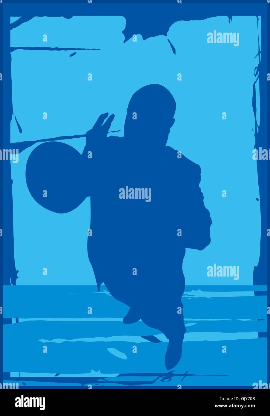 Trumpet Music Series - Stock Image