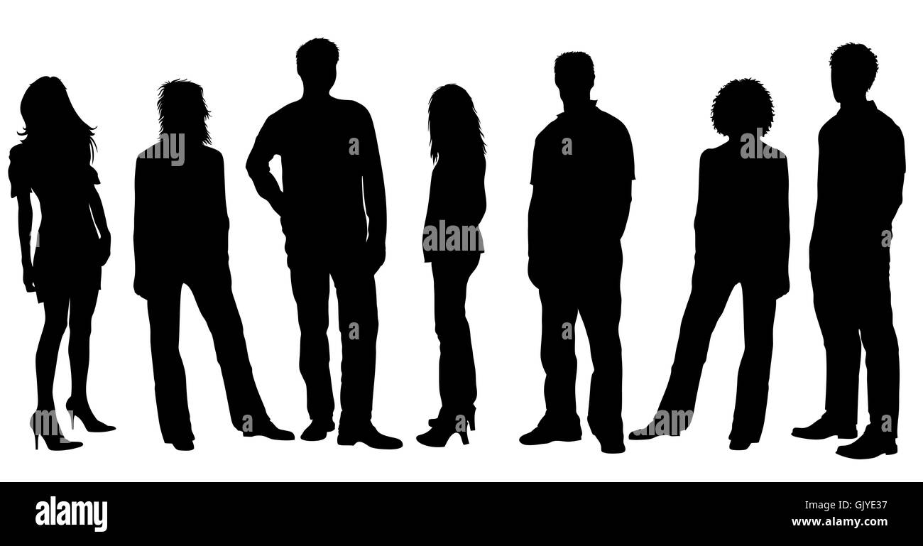 woman humans human beings - Stock Image